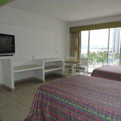 Hotel Tortuga Acapulco комната для гостей фото 3
