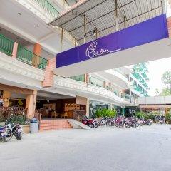 Отель Bel Aire Patong парковка