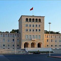 City Hotel Tirana парковка