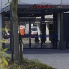 Отель Hampton by Hilton Amsterdam Airport Schiphol фото 6