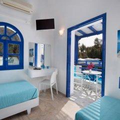 Отель Samson's Village Греция, Остров Санторини - отзывы, цены и фото номеров - забронировать отель Samson's Village онлайн комната для гостей фото 2
