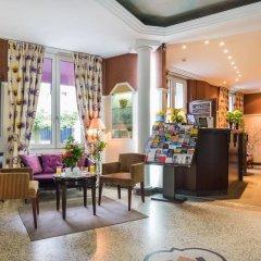 Отель Virgina Франция, Париж - 3 отзыва об отеле, цены и фото номеров - забронировать отель Virgina онлайн интерьер отеля фото 2