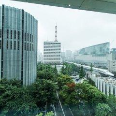 Four Seasons Hotel Tokyo at Marunouchi балкон
