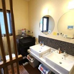 Nekokura Hostel Фукуока ванная фото 2