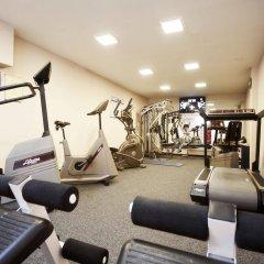 Advantage Hotel фитнесс-зал