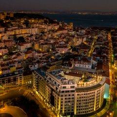 Hotel Mundial Лиссабон сауна