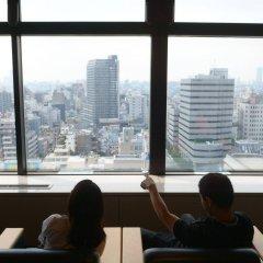 Tokyo Central Youth Hostel Токио комната для гостей