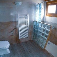 Отель El Mirador de Langre Испания, Рибамонтан-аль-Мар - отзывы, цены и фото номеров - забронировать отель El Mirador de Langre онлайн ванная