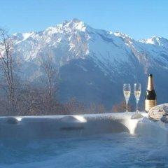 Отель Chalet Grand Loup Нендаз бассейн фото 3