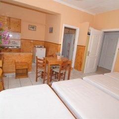 Отель Anna Греция, Кос - отзывы, цены и фото номеров - забронировать отель Anna онлайн комната для гостей фото 2