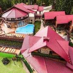 Гостиница Gorgany бассейн
