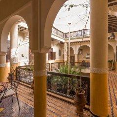 Отель Riad Harmattan Марракеш балкон