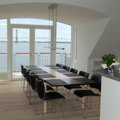 Hotel Borgmestergaarden Миддельфарт помещение для мероприятий