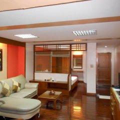 Отель Bs Court Boutique Residence Бангкок спа
