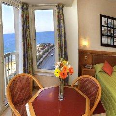 Отель The Diplomat Hotel Мальта, Слима - 9 отзывов об отеле, цены и фото номеров - забронировать отель The Diplomat Hotel онлайн комната для гостей фото 3