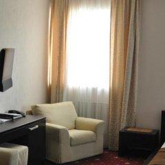 Гостиница Genoff 4* Стандартный номер с двуспальной кроватью фото 16