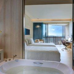 Отель Hilton Pattaya Таиланд, Паттайя - 9 отзывов об отеле, цены и фото номеров - забронировать отель Hilton Pattaya онлайн ванная фото 2