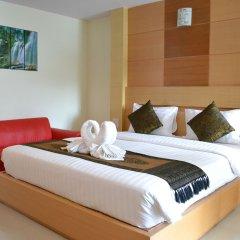 Amnauysuk Hotel комната для гостей фото 5