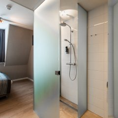 Отель Melrose Hotel Нидерланды, Амстердам - отзывы, цены и фото номеров - забронировать отель Melrose Hotel онлайн ванная
