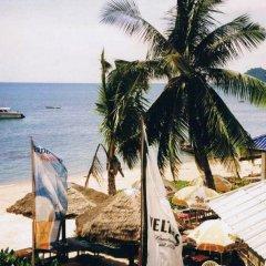 Отель Sea Lodge Koh Tao пляж