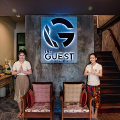 The Guest Hotel спа