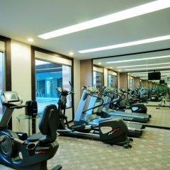 Отель Mida Airport Бангкок фитнесс-зал фото 2