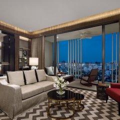 Отель 137 Pillars Suites Bangkok комната для гостей