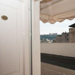 Отель Cecil Афины балкон