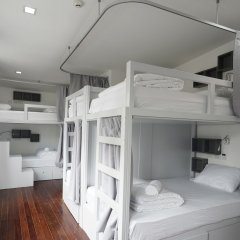 Отель Cacha bed Таиланд, Бангкок - отзывы, цены и фото номеров - забронировать отель Cacha bed онлайн комната для гостей фото 4