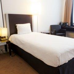 Отель Progress Hotel Бельгия, Брюссель - 2 отзыва об отеле, цены и фото номеров - забронировать отель Progress Hotel онлайн комната для гостей фото 3