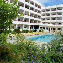 Отель Alba Португалия, Монте-Горду - отзывы, цены и фото номеров - забронировать отель Alba онлайн бассейн