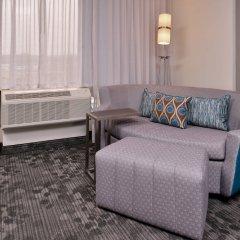 Отель Courtyard Edina Bloomington США, Блумингтон - отзывы, цены и фото номеров - забронировать отель Courtyard Edina Bloomington онлайн комната для гостей фото 3