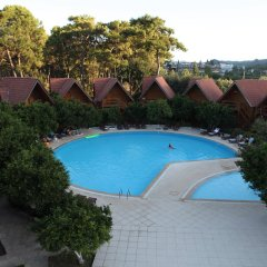 Woodline Hotel бассейн фото 3