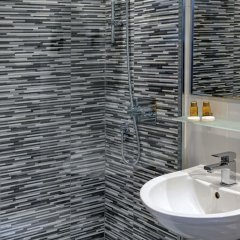 Best Western Glasgow City Hotel ванная