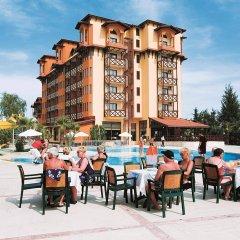 Отель Villa Side бассейн