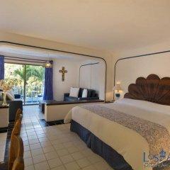 Отель Los Arcos Suites Пуэрто-Вальярта комната для гостей фото 5