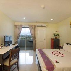 Santiphap Hotel & Villa комната для гостей