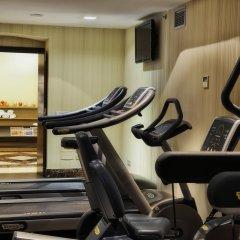 Отель NH Collection Palacio de Tepa фитнесс-зал