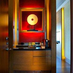Отель Park Hyatt Sanya Sunny Bay Resort интерьер отеля