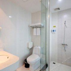 Отель Xicheng Hotel Китай, Шэньчжэнь - отзывы, цены и фото номеров - забронировать отель Xicheng Hotel онлайн ванная