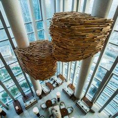 Отель Park Hyatt Guangzhou интерьер отеля