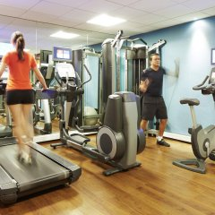 Novotel Tunis in Tunis, Tunisia from 146$, photos, reviews - zenhotels.com fitness facility photo 3