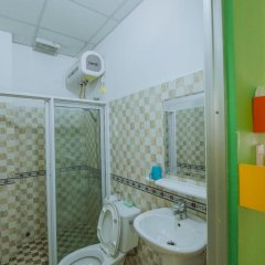 Отель Minh Thanh 2 Далат ванная