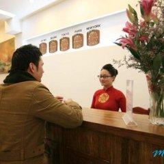 Отель Ha Noi Apple Hotel Вьетнам, Ханой - отзывы, цены и фото номеров - забронировать отель Ha Noi Apple Hotel онлайн интерьер отеля фото 3
