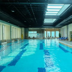 Отель Wyndham Grand Plaza Royale Oriental Shanghai Китай, Шанхай - отзывы, цены и фото номеров - забронировать отель Wyndham Grand Plaza Royale Oriental Shanghai онлайн бассейн