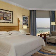 Отель Sheraton Jumeirah Beach Resort комната для гостей фото 3