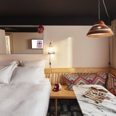 Отель The RE London Shoreditch комната для гостей