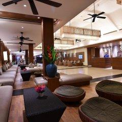 Отель Novotel Phuket Surin Beach Resort интерьер отеля