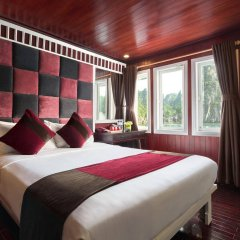 Отель Halong Paloma Cruise комната для гостей фото 4