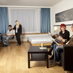 Hotel Bristol Zurich интерьер отеля фото 3